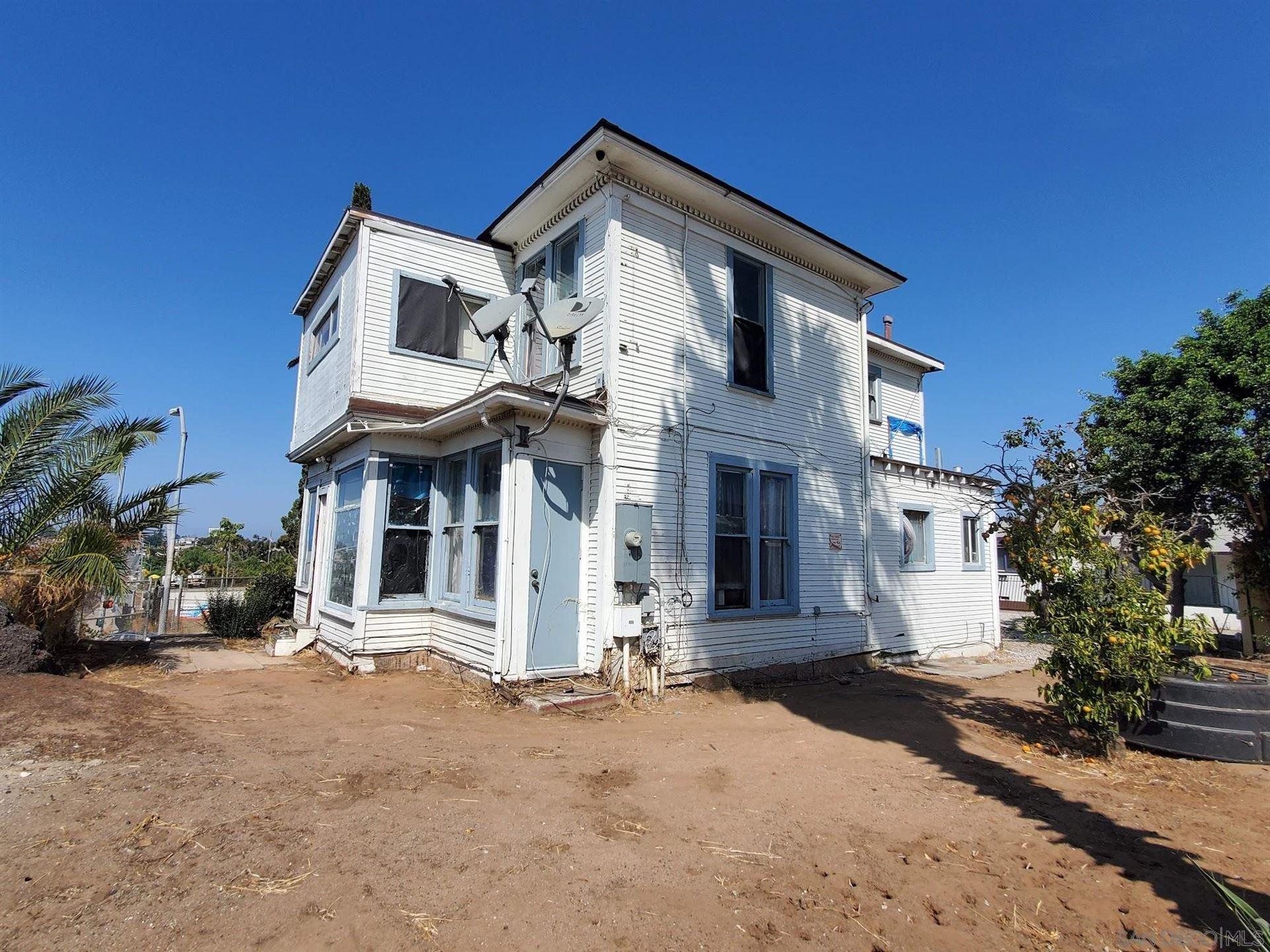 3504 Oceanview Blvd, San Diego, CA 92113 - MLS#: 210025914