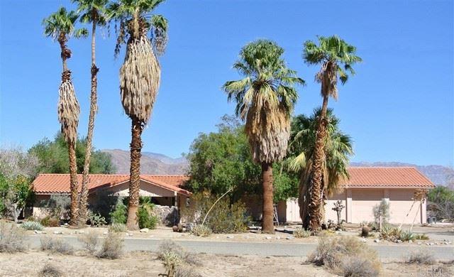 1981 St Vincent Drive, Borrego Springs, CA 92004 - MLS#: NDP2106935