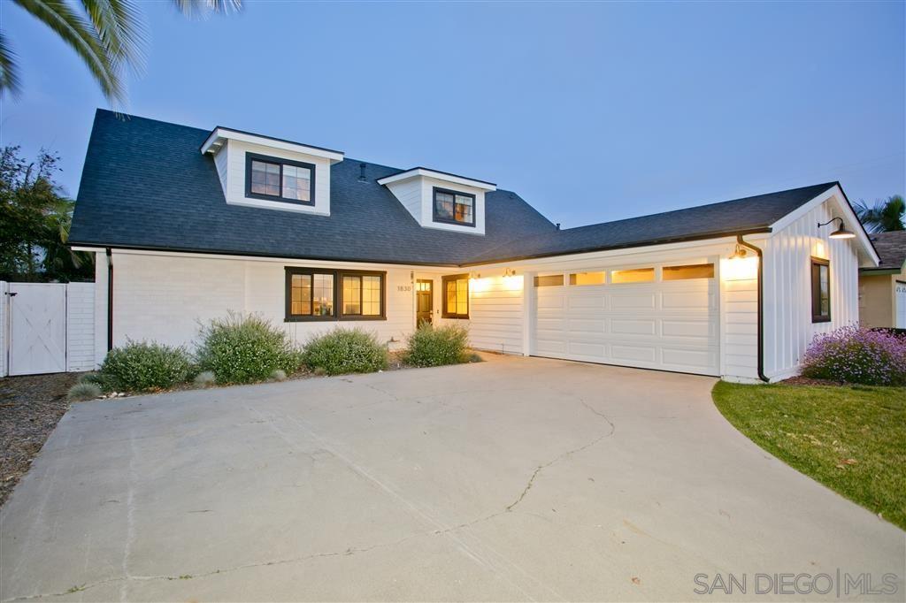 1830 Stewart, Oceanside, CA 92054 - MLS#: 200011940
