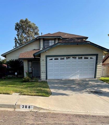 388 Bay Leaf Drive, Chula Vista, CA 91910 - MLS#: PTP2106946