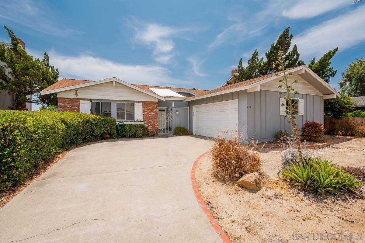 4219 Governor Drive, San Diego, CA 92122 - MLS#: 210020974