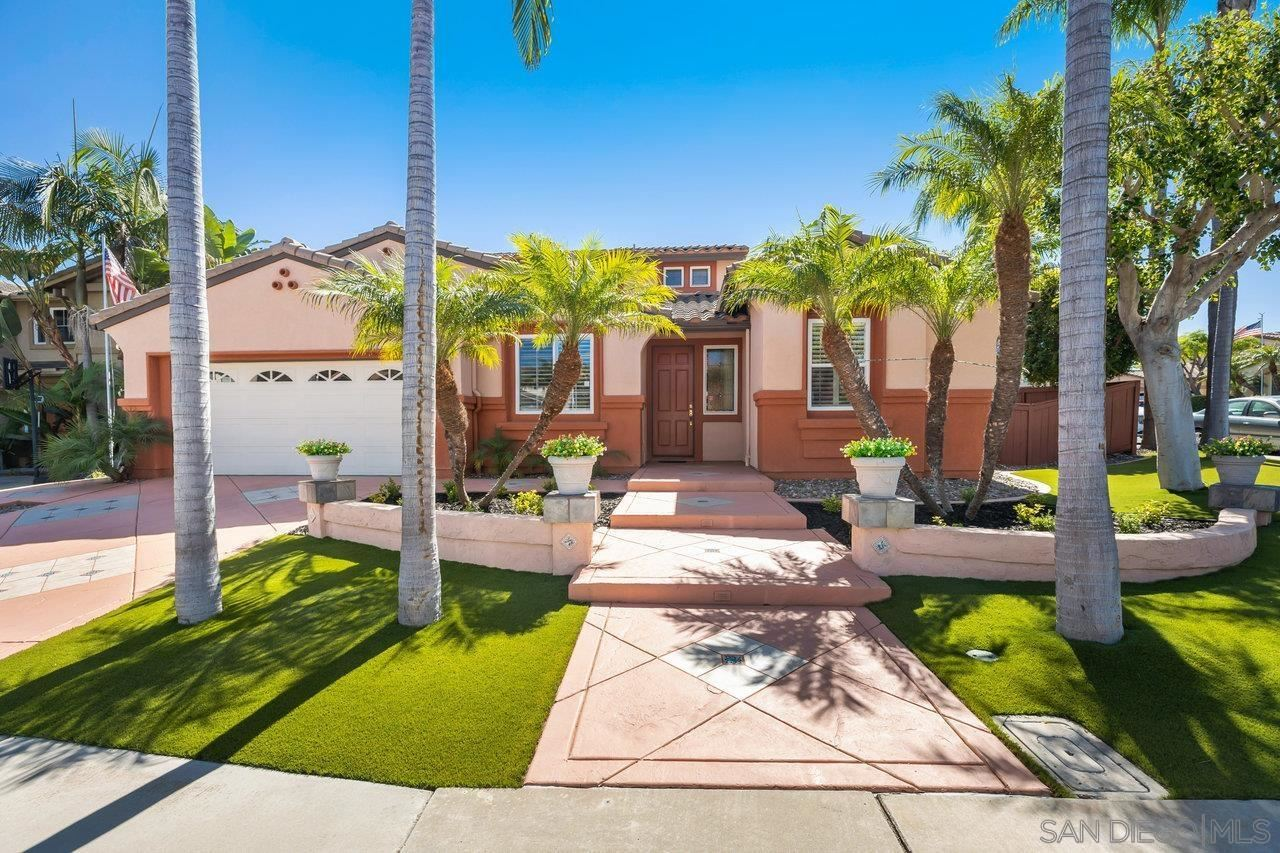 986 Palencia Court, Chula Vista, CA 91910 - MLS#: 210028984