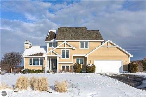 Photo of 7370 Westwind Road, Traverse City, MI 49686 (MLS # 1884456)