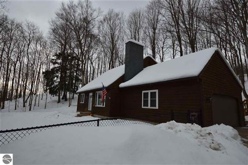 Photo of 3660 S Maple Valley Road, Suttons Bay, MI 49682 (MLS # 1884457)