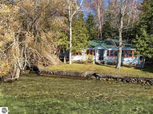 Photo of 3887 The Trail, Central Lake, MI 49622 (MLS # 1881785)