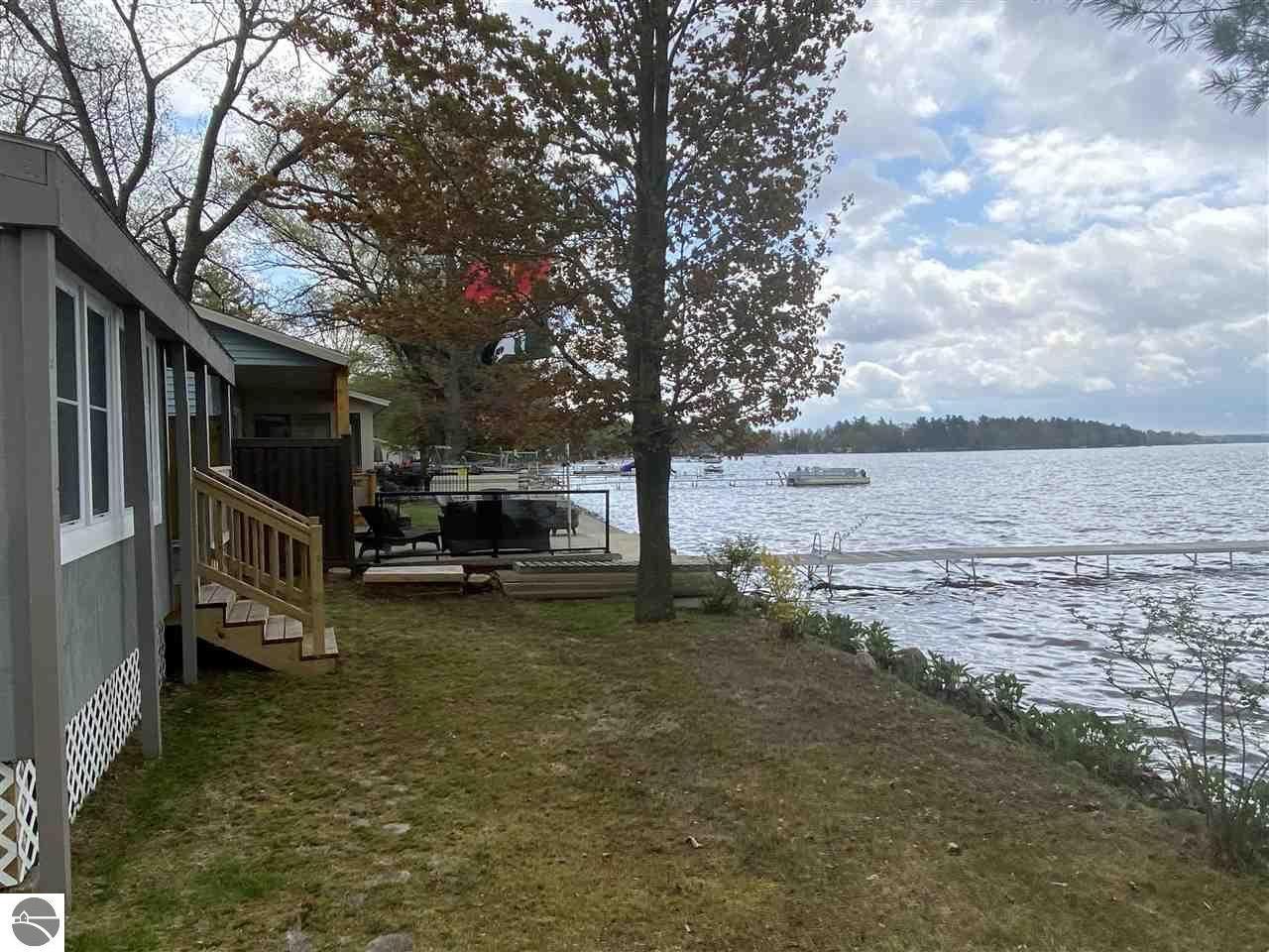 Photo for 2529 N Lake Mitchell Drive, Cadillac, MI 49601 (MLS # 1885831)