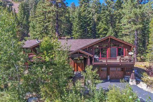 Photo of 1550 Juniper Mountain Road, Alpine Meadows, CA 96145-0000 (MLS # 20200309)