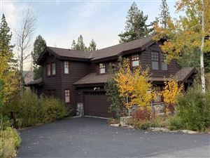 Photo of 157 Painted Rock Court, Olympic Valley, CA 96146 (MLS # 20192848)
