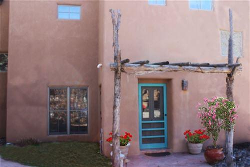 Photo of 415 Kit Carson Rd Unit 5, Taos, NM 87571 (MLS # 105002)