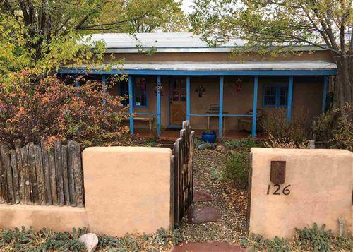 Photo of 126 La Loma Plaza, Taos, NM 87571 (MLS # 106015)