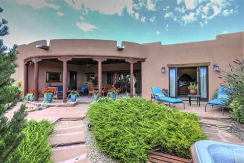 Photo of 1456 Santa Cruz Road, Taos, NM 87571 (MLS # 104021)