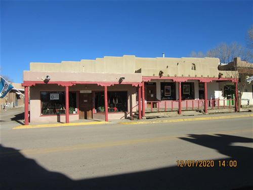 Photo of 105  107 Kit Carson Road, Taos, NM 87571 (MLS # 107025)