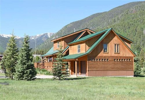 Photo of 5 Upper Red River Valley Rd, red river, NM 87558 (MLS # 105044)