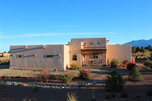 Photo of 228 Las Olas Drive, Taos, NM 87571 (MLS # 106044)