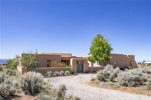 Photo of 32 Alta Vista Drive, El Prado, NM 87529 (MLS # 105049)