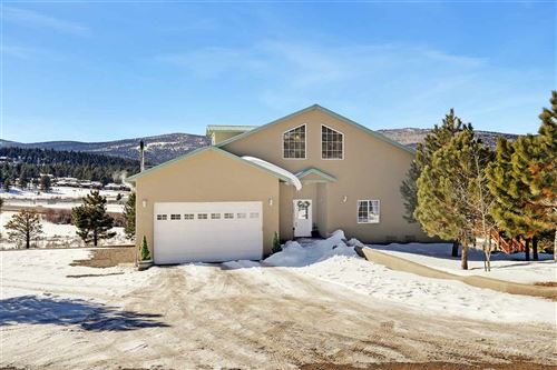 Photo of 56 Snowmass Rd, Angel Fire, NM 87710 (MLS # 102088)