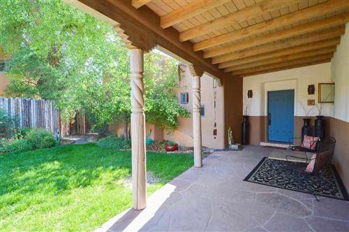 Tiny photo for 127 Valverde, Taos, NM 87571 (MLS # 105108)