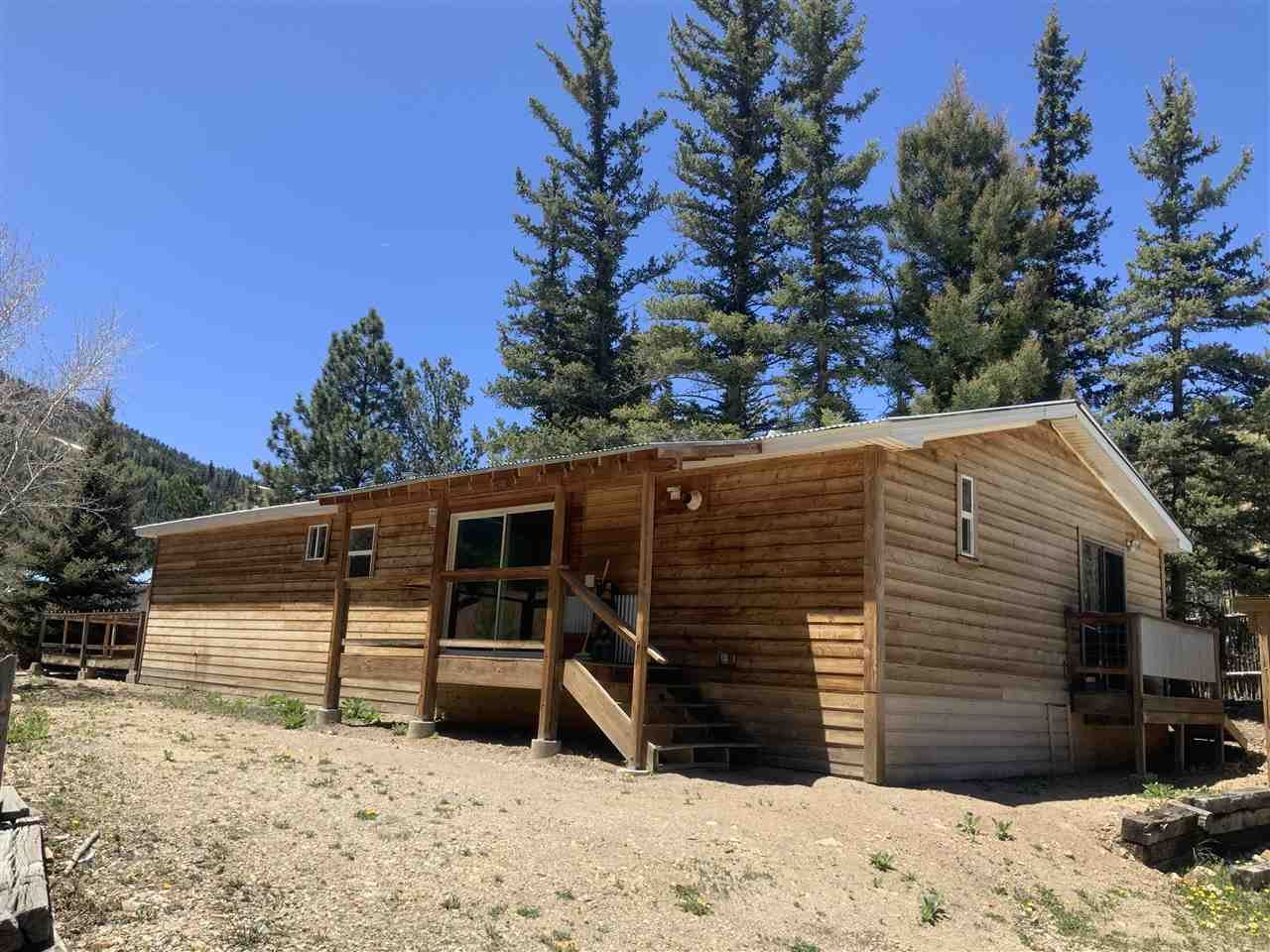 Photo for 322 half Stagecoach Bend, Red River, NM 87558 (MLS # 105111)