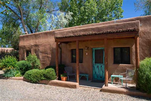 Photo of 110 Padre Martinez Lane, Taos, NM 87571 (MLS # 105115)