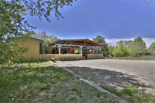 Photo of 1015 Lower Ranchitos Road, Taos, NM 87571 (MLS # 105134)