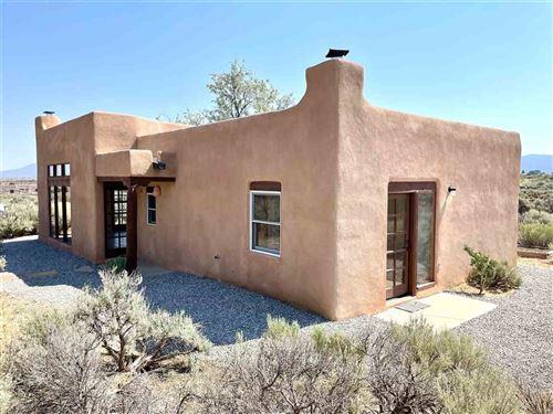 Photo of 35 Camino de Los Arroyos, Ranchos de Taos, NM 87557 (MLS # 107145)