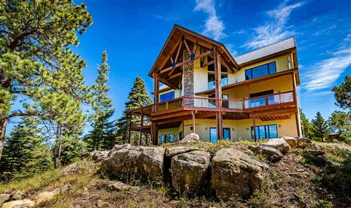 Photo of 118 Vail Loop, Angel Fire, NM 87710 (MLS # 104150)