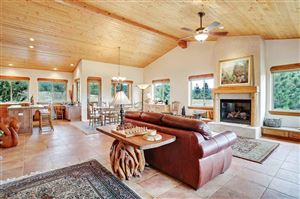 Photo of 90 Halo Pines Terrace, Angel Fire, NM 87710 (MLS # 104157)