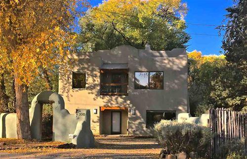 Photo of 300 Kit Carson Road, Taos, NM 87571 (MLS # 105280)