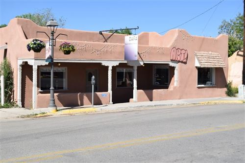 Photo of 132 Kit Carson Rd, Taos, NM 87571 (MLS # 106287)