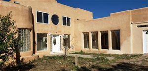 Photo of 261 C Maria Elena Loop, Taos, NM 87571 (MLS # 104289)