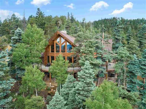 Photo of 40 Taos Pines Ranch Road, Angel Fire, NM 87710 (MLS # 107320)