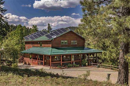 Photo of 62 Lodge Road, Valle Escondido, NM 87571 (MLS # 104326)
