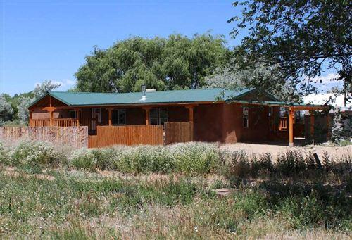 Photo of 144 State Road 240, Ranchos de Taos, NM 87557 (MLS # 105328)