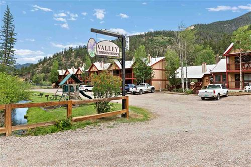 Photo of 1000 Tenderfoot Tr Valley Condos 105, Red River, NM 87558 (MLS # 105340)