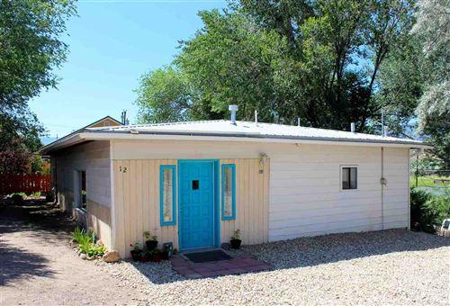 Photo of 12 Valerio Rd, Ranchos de Taos, NM 87557 (MLS # 107365)