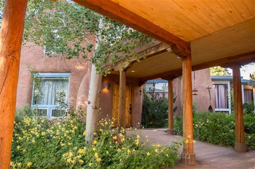 Photo of 375 Upper Ranchitos Road, Taos, NM 87571 (MLS # 105376)