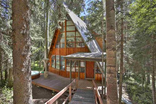 Photo of 41 Twining Road, Taos Ski Valley, NM 87525 (MLS # 105390)