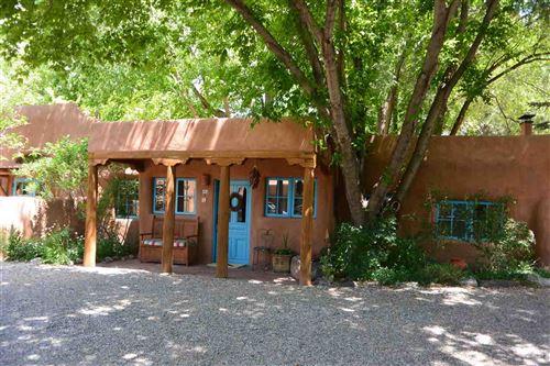 Photo of 416 Liebert Street, Taos, NM 87571 (MLS # 105397)