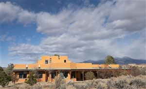 Photo of 50 Camino de Los Arroyos, Ranchos de Taos, NM 87557 (MLS # 104408)