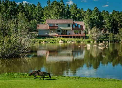 Photo of 13 Woodlands Drive, Angel Fire, NM 87710 (MLS # 106441)