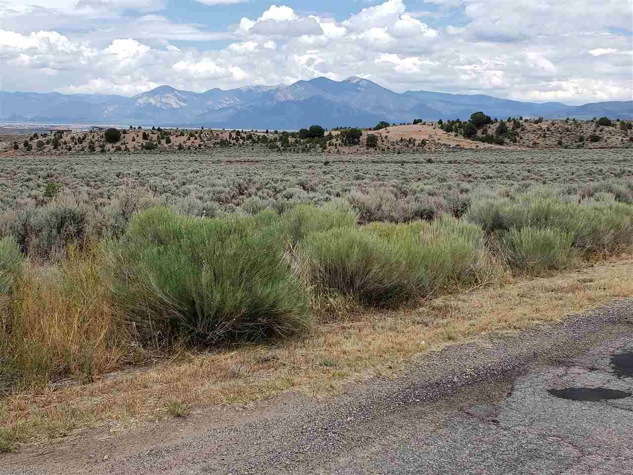 Photo for Corner C110 and Adams Road, Ranchos de Taos, NM 87557 (MLS # 105447)