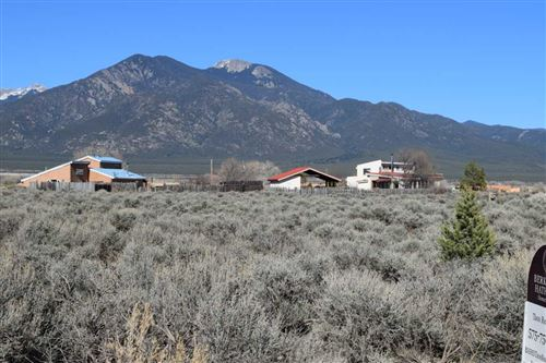 Photo of Tract A Mesa Vista, El Prado, NM 87529 (MLS # 101451)