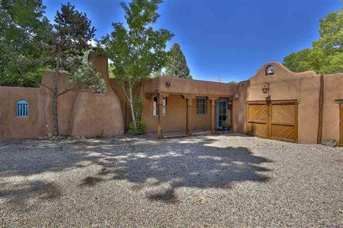 Photo of 416 Liebert Street, Taos, NM 87571 (MLS # 107479)