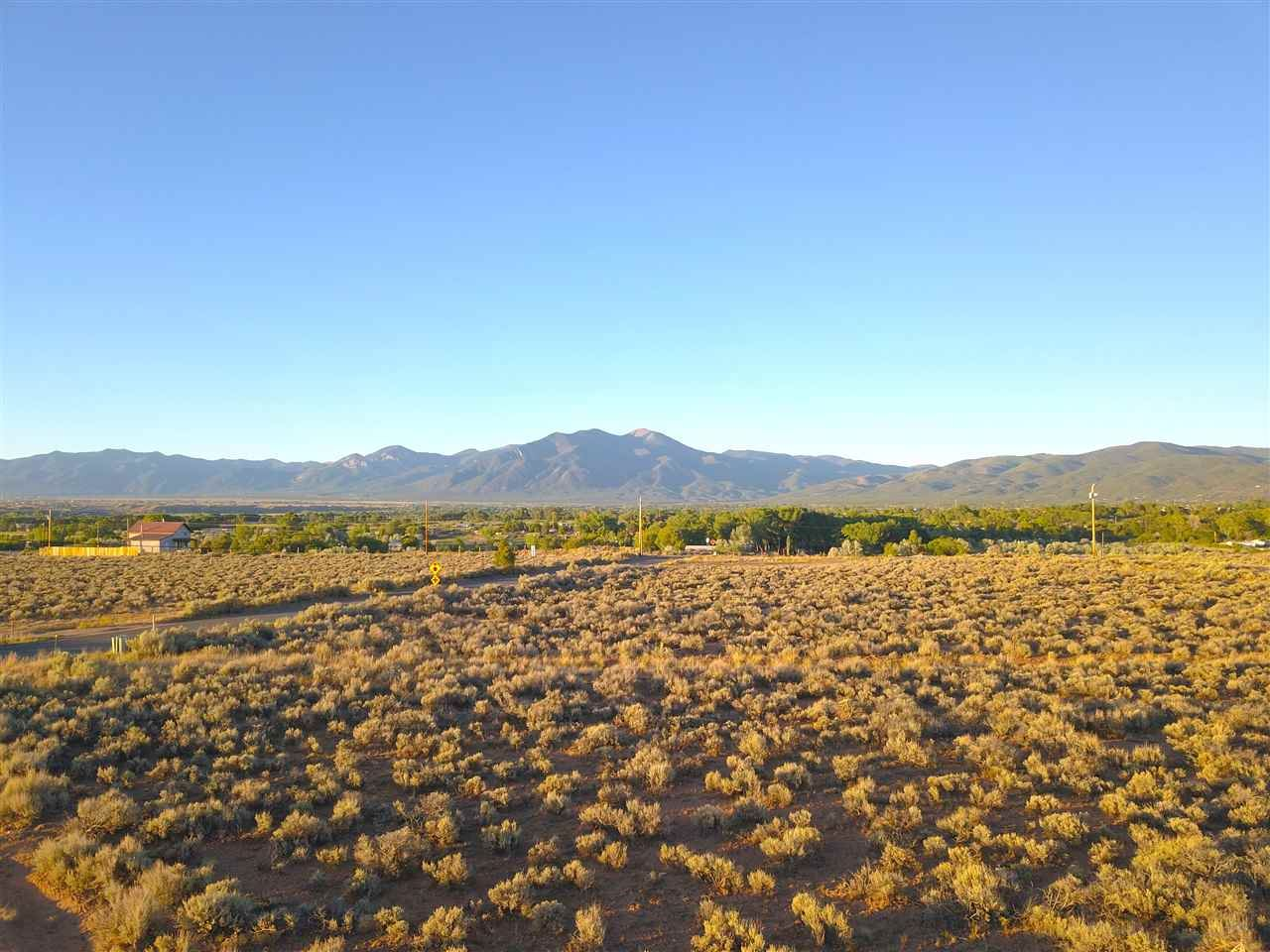 Photo for Tract F Lot 2 West Romero Road, Taos, NM 87571 (MLS # 105493)