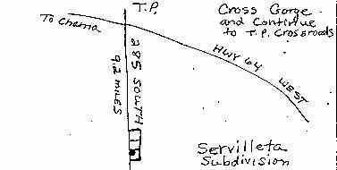 Tiny photo for Lots 5 SERVILLETA SUBD, TRES PIEDRAS, NM 87571 (MLS # 20498)