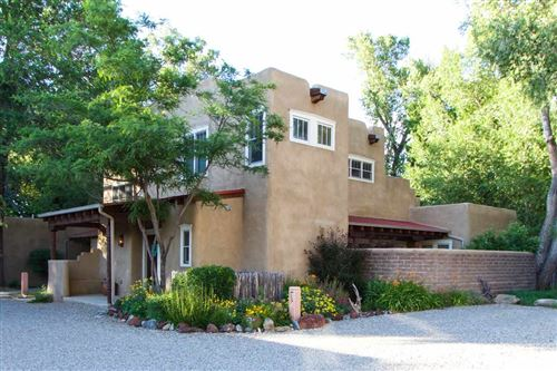 Photo of 205 Upper Ranchitos Road 16, Taos, NM 87571 (MLS # 104523)
