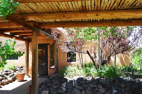 Photo of 128 Dona Ana, Taos, NM 87571 (MLS # 107526)