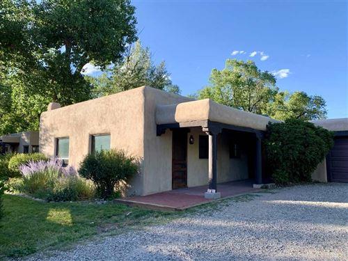 Photo of 207 Beimer, Taos, NM 87571 (MLS # 105537)