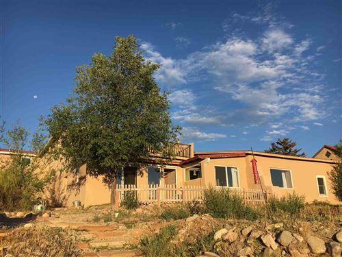 Photo of 38 Leyba Arroyo Road, Taos, NM 87557 (MLS # 105553)