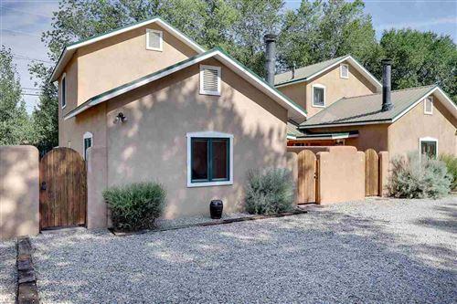 Photo of 518 Dolan Unit F, Taos, NM 87571 (MLS # 105558)